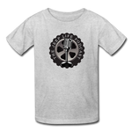 The Jeep Life Podcast Kids' T-Shirt - heather gray