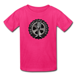 The Jeep Life Podcast Kids' T-Shirt - fuchsia