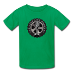 The Jeep Life Podcast Kids' T-Shirt - kelly green