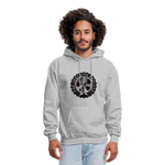The Jeep Life Podcast Men's Hoodie - heather gray