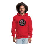 The Jeep Life Podcast Men's Hoodie - red
