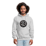 The Jeep Life Podcast Men's Hoodie - ash