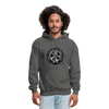 The Jeep Life Podcast Men's Hoodie - charcoal gray