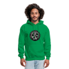 The Jeep Life Podcast Men's Hoodie - kelly green