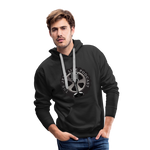 The Jeep Life Podcast Men's Premium Hoodie - black