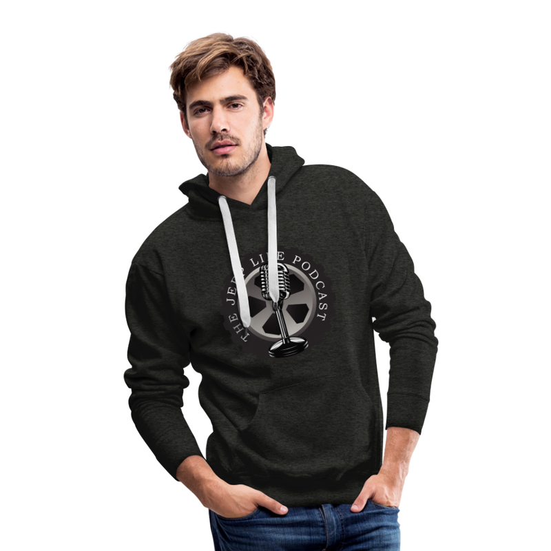 The Jeep Life Podcast Men's Premium Hoodie - charcoal gray