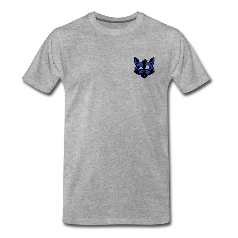 Wolfey's Premium T-Shirt - heather gray