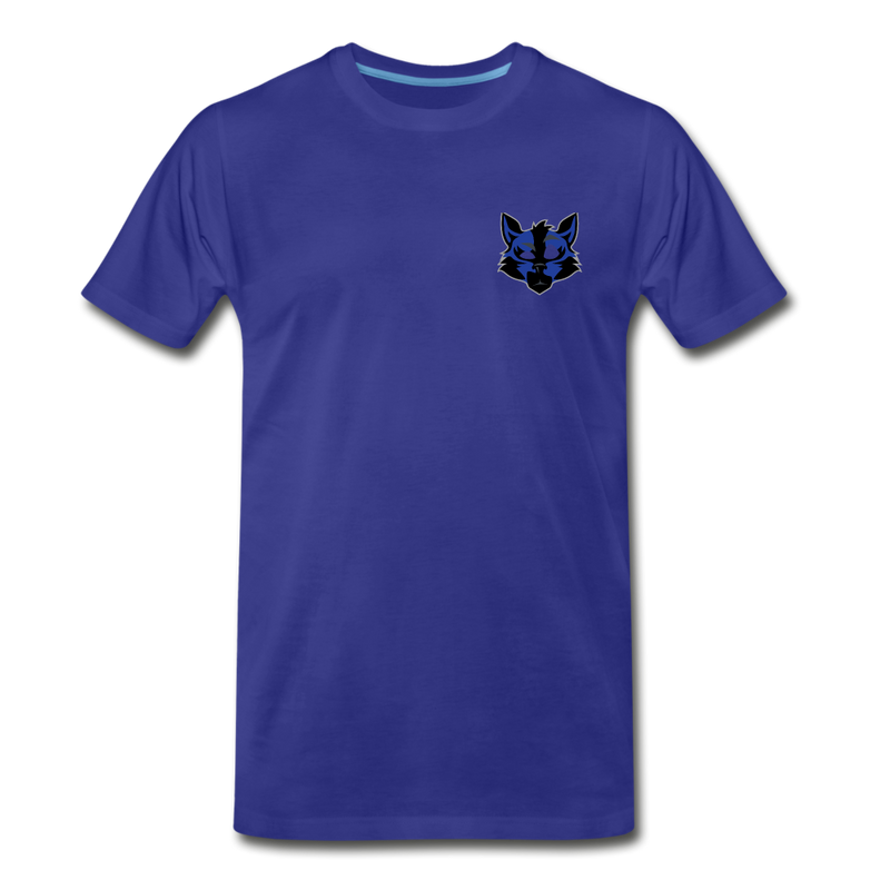 Wolfey's Premium T-Shirt - royal blue