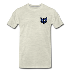 Wolfey's Premium T-Shirt - heather oatmeal