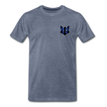 Wolfey's Premium T-Shirt - heather blue