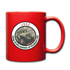 J.E.E.P. Full Color Coffee Mug - red