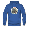 J.E.E.P. Men's Hoodie - royal blue