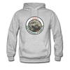 J.E.E.P. Men's Hoodie - heather gray