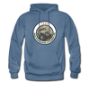 J.E.E.P. Men's Hoodie - denim blue