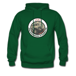 J.E.E.P. Men's Hoodie - forest green