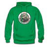 J.E.E.P. Men's Hoodie - kelly green