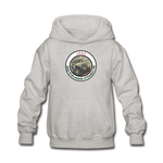 J.E.E.P. Kids' Hoodie - heather gray