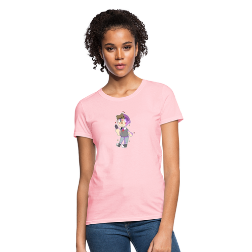 Eclipses Gaming Women's T-Shirt - pink