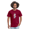 Eclipses Gaming Unisex Classic T-Shirt - burgundy