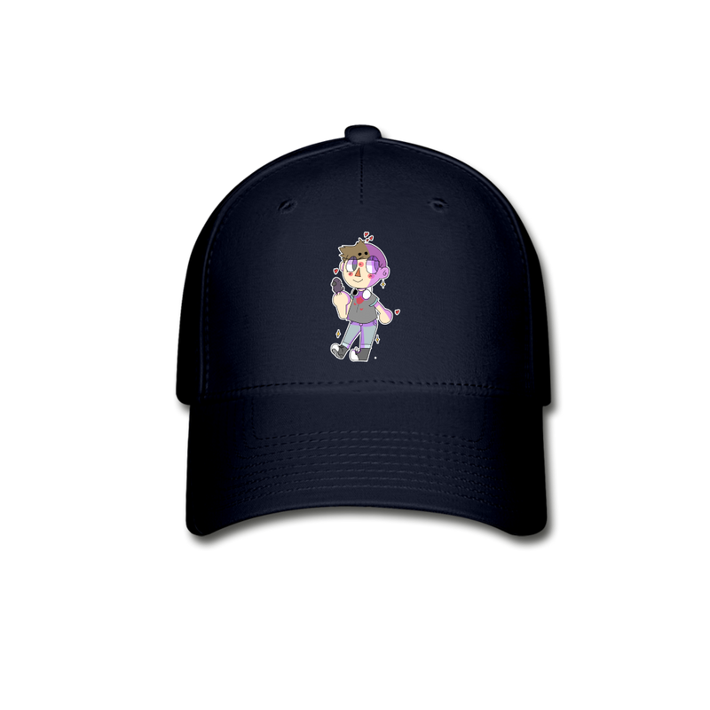 Eclipses Gaming Baseball Cap - navy