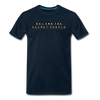 Block Premium T-Shirt - deep navy