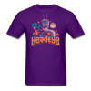 Robot T-Shirt - purple