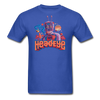 Robot T-Shirt - royal blue