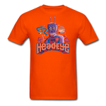 Robot T-Shirt - orange