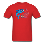 Pisces T-Shirt - red