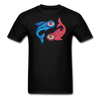 Pisces T-Shirt - black