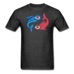 Pisces T-Shirt - heather black