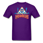 HeadEye Peace T-Shirt - purple