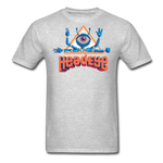 HeadEye Peace T-Shirt - heather gray