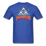 HeadEye Peace T-Shirt - royal blue