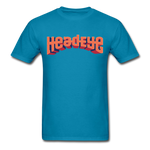 Banner T-Shirt - turquoise