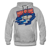 Mothership Premium Hoodie - heather gray
