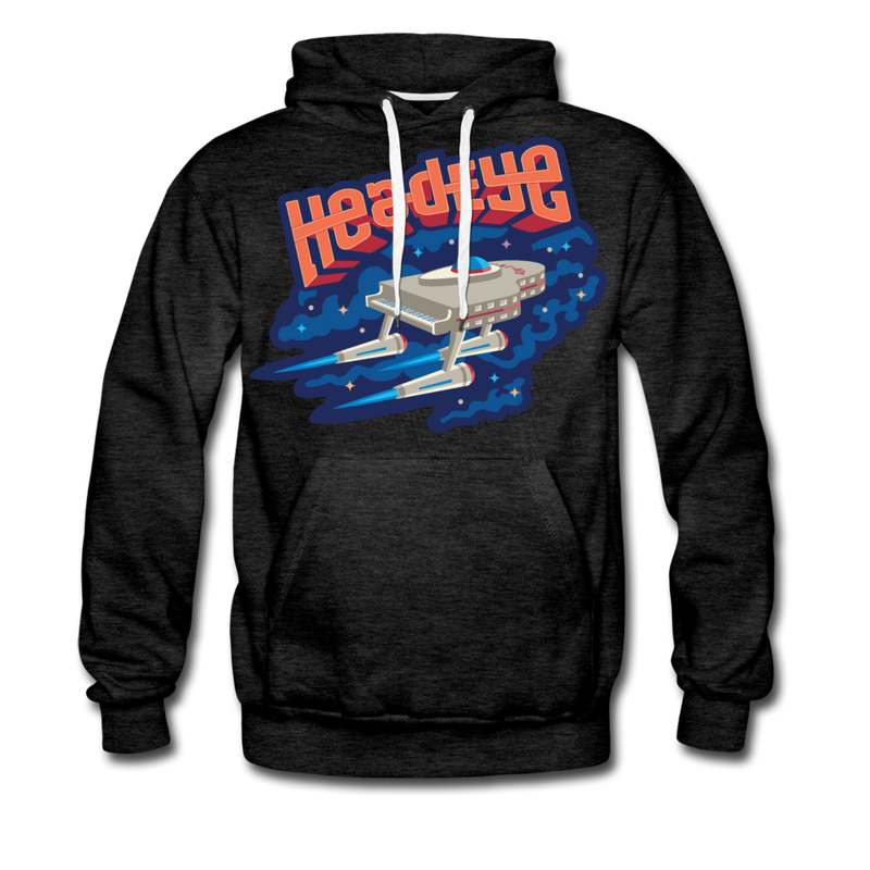 Mothership Premium Hoodie - charcoal gray