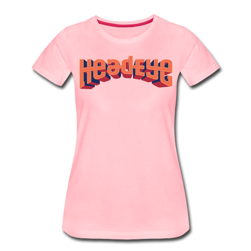 Logo Women's T-Shirt - pink