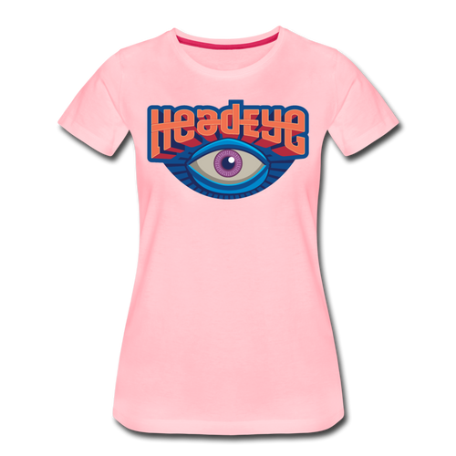 Eye Women's T-Shirt - pink