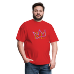 The Royal Army Unisex Classic T-Shirt - red