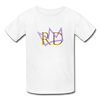 The Royal Army Kids' T-Shirt - white