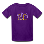 The Royal Army Kids' T-Shirt - purple