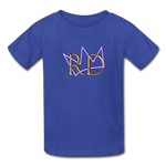 The Royal Army Kids' T-Shirt - royal blue