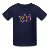 The Royal Army Kids' T-Shirt - navy
