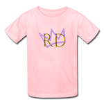 The Royal Army Kids' T-Shirt - pink