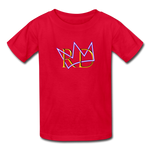 The Royal Army Kids' T-Shirt - red