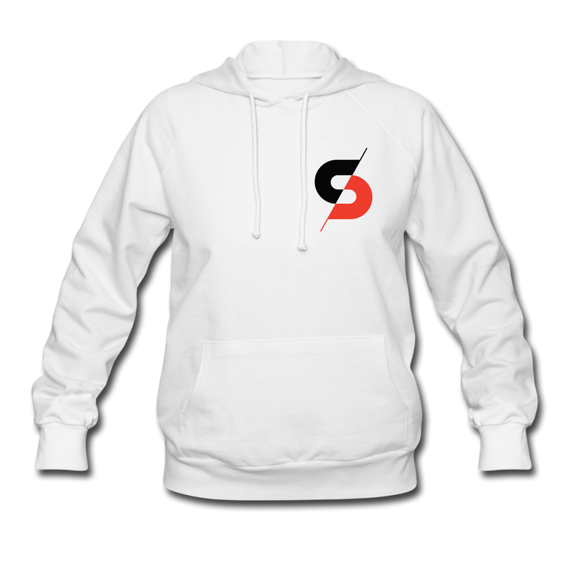 Women's Hoodie (Style A) - white