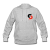Women's Hoodie (Style A) - heather gray
