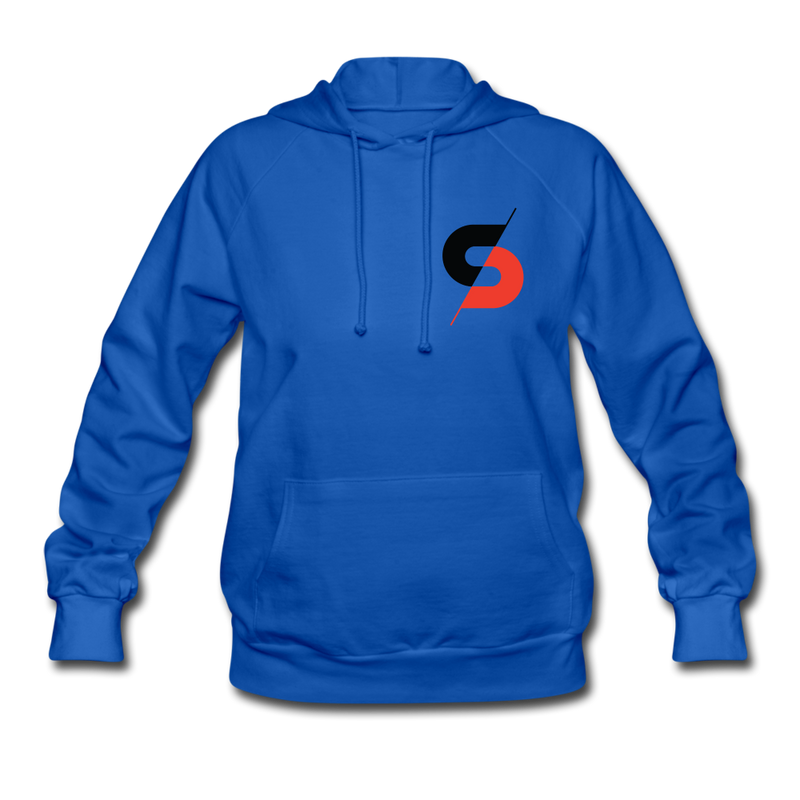 Women's Hoodie (Style A) - royal blue