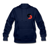 Women's Hoodie (Style A) - navy